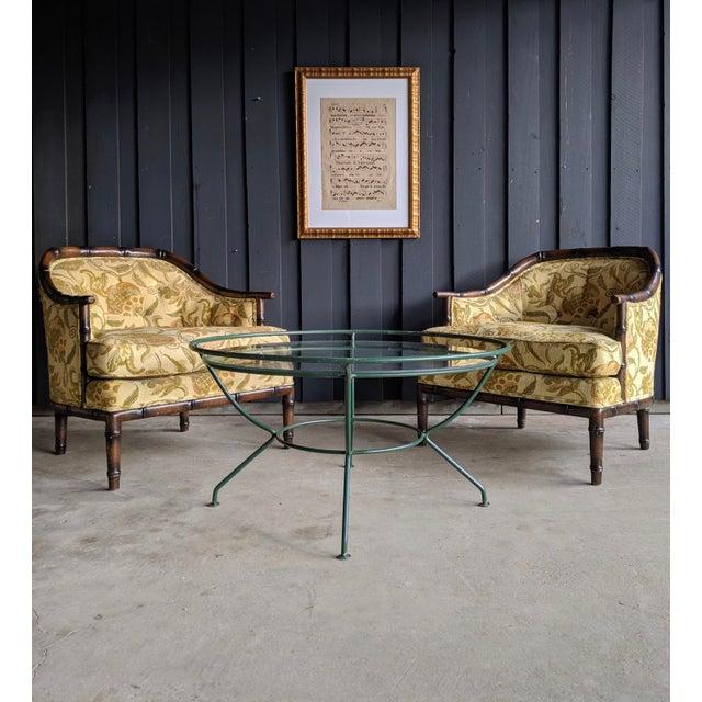 Salterini Midcentury Modern Maurizio Tempestini for Salterini Patio Table For Sale - Image 4 of 9