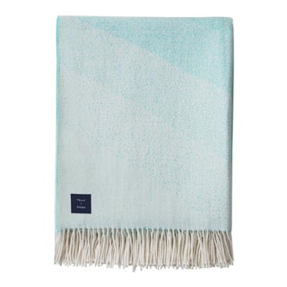 Luft Lagoon Throw 100% Baby Alpaca
