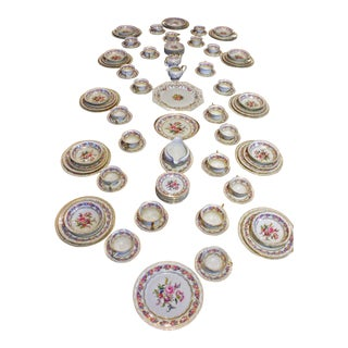 "Rosenthal ""Vienna"" China Dinnerware - Set of 117 For Sale"