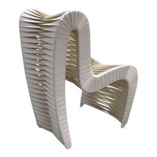 Seat Belt Chair by Phillips Collection
