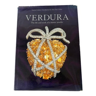 Verdura the Life and Work of a Master Jeweler by Patrica Corbett For Sale