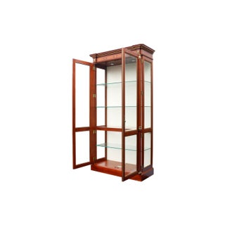 Greenbaum Interiors French Empire Display Cabinet Preview