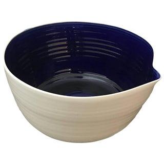 Israeli Artisan Hand-Thrown Studio Pottery Bowl For Sale