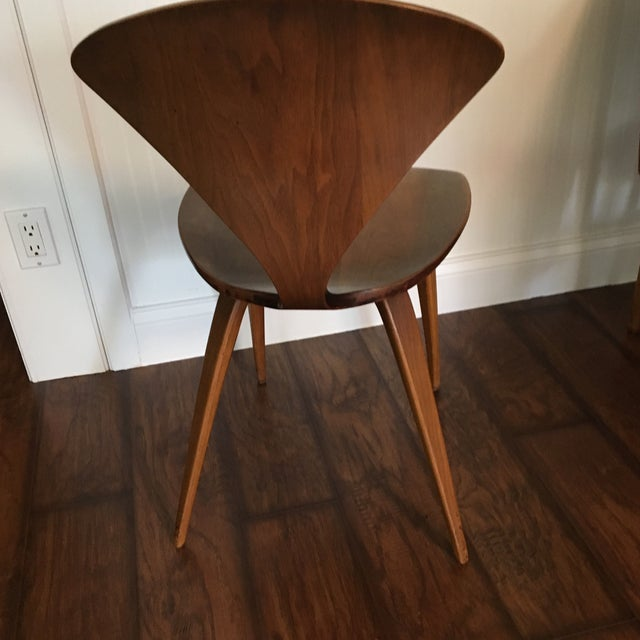 Mid-Century Modern Norman Cherner for Plycraft Chairs - Set of 6 - Image 5 of 7