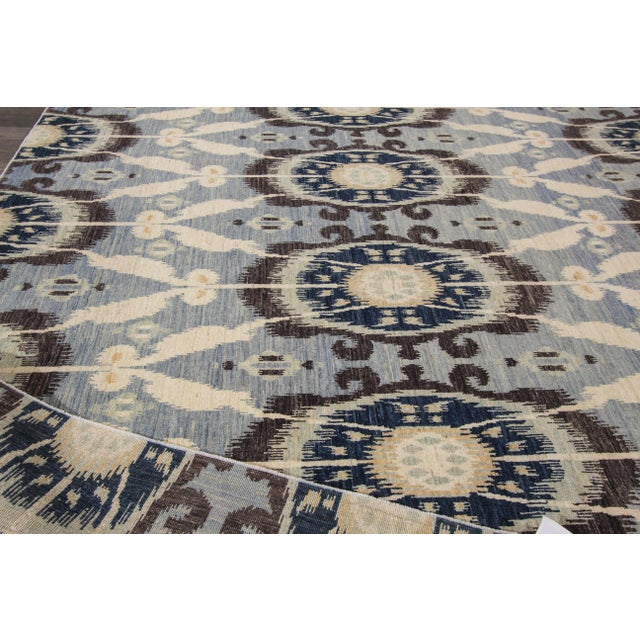 "Apadana Modern Transitional Rug - 10'7"" X 13'1"" - Image 7 of 7"