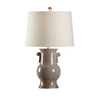 Luca Lamp, Gray For Sale