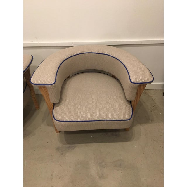 Pair of Mid Century Chairs - Image 9 of 10