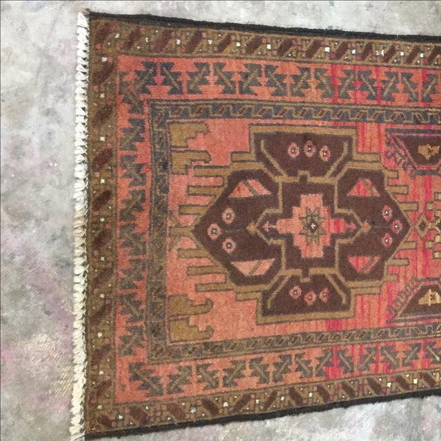Baluchi Persian Rug - 2′7″ × 4′5″ - Image 3 of 9