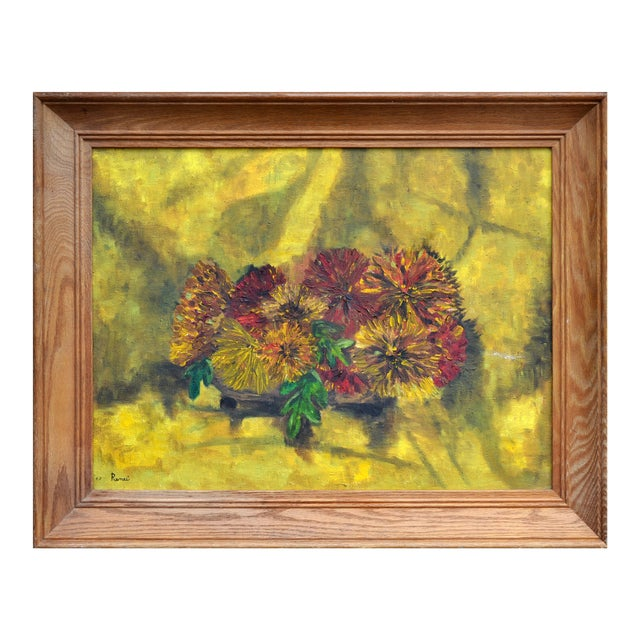 Still Life Flowers Painting by Renee - Image 1 of 2