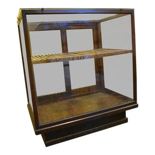 Antique Country General Store Display Case