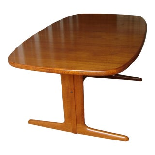 Skovby Mobelfabrik Teak Dining Table For Sale