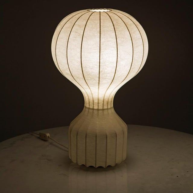 Italian Gatto Table Lamp by Castiglioni for Flos For Sale - Image 3 of 6