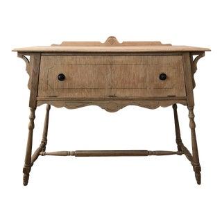 Antique Farmhouse Secretary Desk For Sale