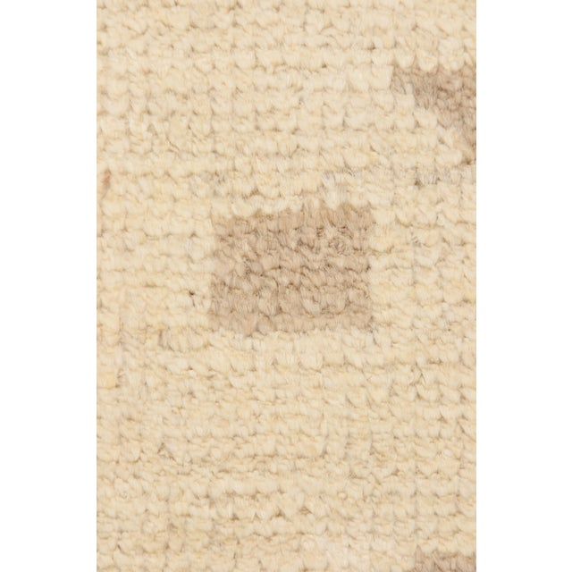 "New Moroccan Hand-Knotted Rug - 8'7"" x 10' - Image 3 of 3"