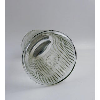 Hoosier Ribbed Glass Canisters Preview