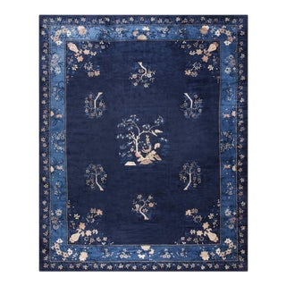 """Antique Chinese - Peking Rug 10'0""""x13'6"""" For Sale"""