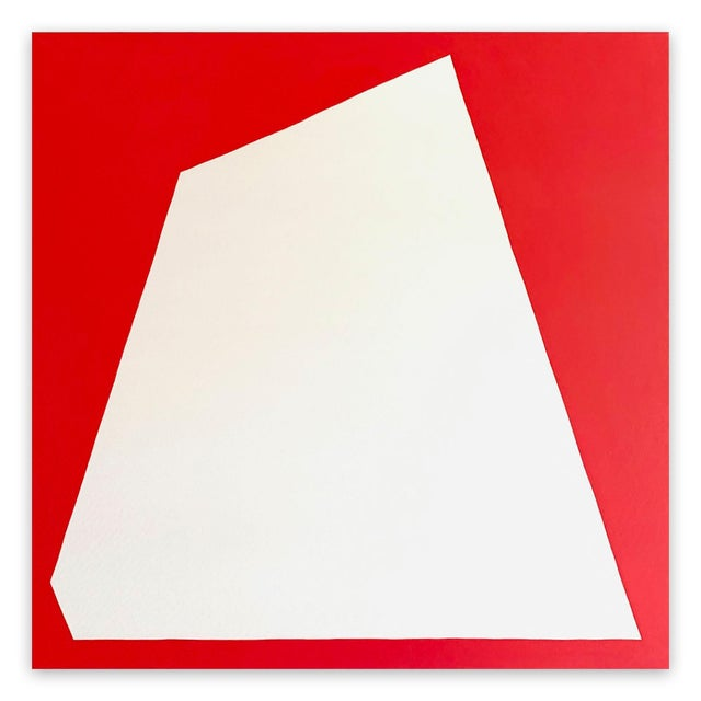 "Ulla Pedersen ""Untitled White 2009"", Painting For Sale - Image 6 of 6"