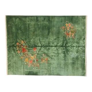 1930's Leon Banilivi Antique Nicholas Chinese Rug For Sale