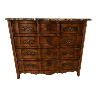 Traditional Century Furniture Master Chest For Sale