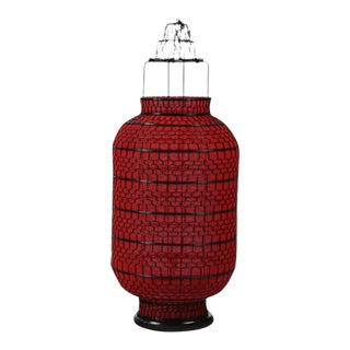 Oriental Red Lantern For Sale