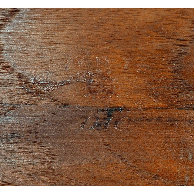 Jens Quistgaard 1960s Danish Modern Jens Quistgaard Teak Side Table For Sale - Image 4 of 5
