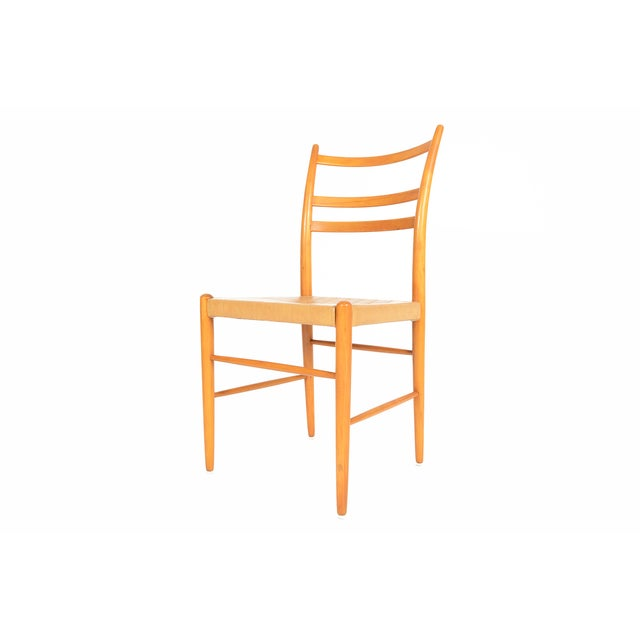 Swedish Yngve Ekström Dining Chairs - Set of 4 For Sale - Image 9 of 11
