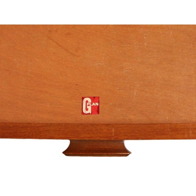 Teak Mid Century Teak Queen Size Headboard by G Plan For Sale - Image 7 of 11