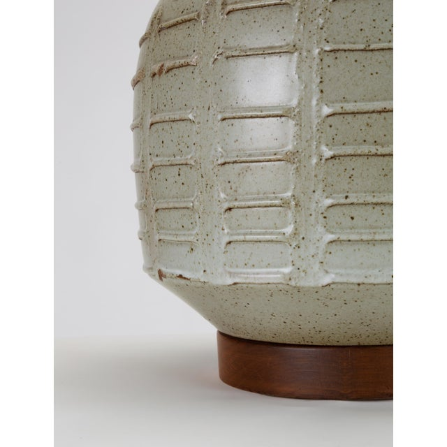 David Cressey Pro Artisan Table Lamp for Architectural Pottery For Sale - Image 11 of 12