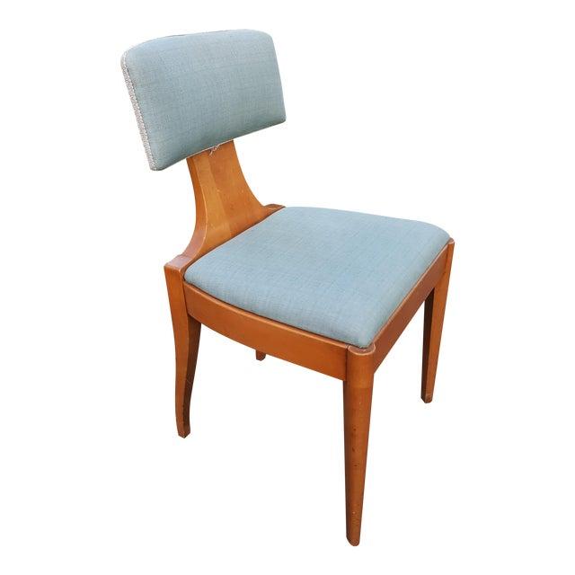 1930s John Stuart Art Deco Chair For Sale