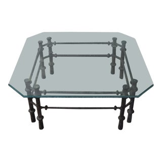 Giacometti Inspired Cocktail Table