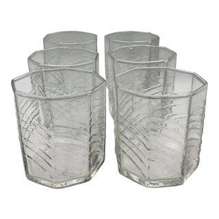 Dansk Summerhouse Glasses - Set of 6