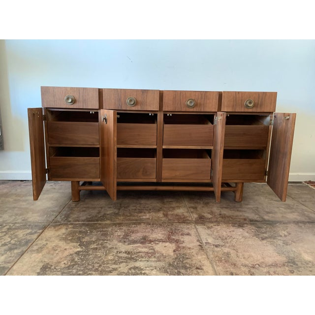 Metal American of Martinsville Credenza For Sale - Image 7 of 10