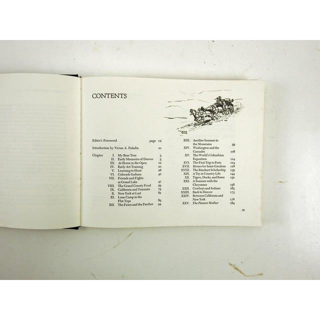 "Alexander P. Proctor ""Sculptor in Buckskin"" 1971 Book - Image 7 of 11"