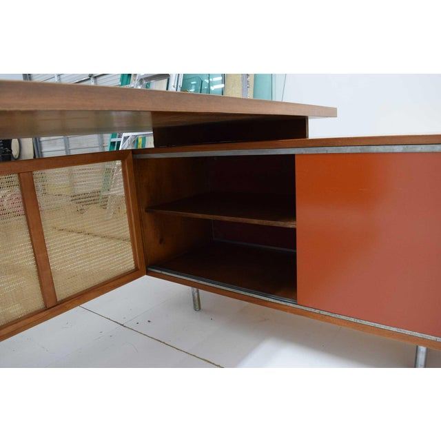 1952 George Nelson for Herman Miller Executive Desk For Sale - Image 11 of 13