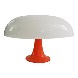 1960s Space Age Giancarlo Mattioli for Artemide 'Nesso' Table Lamp