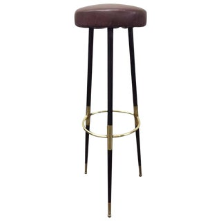 Italian Bar Stool For Sale