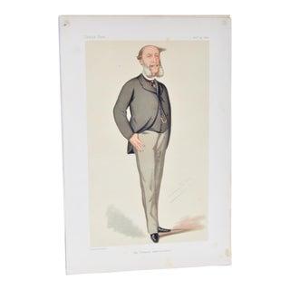 "Vanity Fair Man, ""Statesman. No. 239."" For Sale"