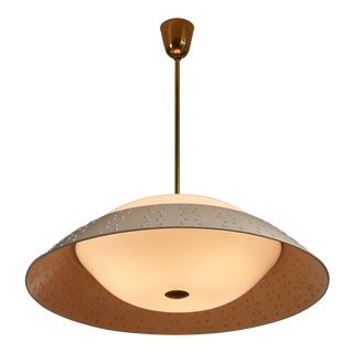 Large (72 CM / 28.35 Inch Diameter ) Lisa Johansson-Pape Pendant Lamp For Sale