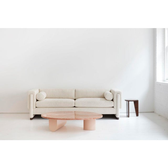 """By Egg Collective Starting Price: $9,800 Specifications: 52"""" l x 44"""" d x 12"""" h (medium) 71"""" l x 58"""" d x 12″ h (large)..."""
