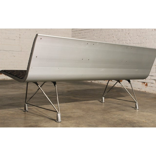 Aero Aluminum Bench From Davis Furniture by Lievor - Image 7 of 7