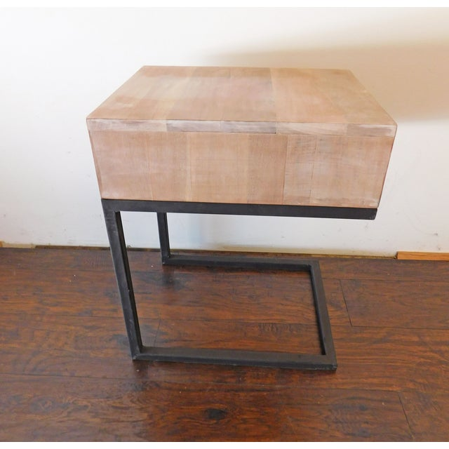 Mid Century Style Finley Nightstands - Pair - Image 8 of 11