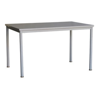 1935 Le Corbusier Steel & Wood Desk/Table