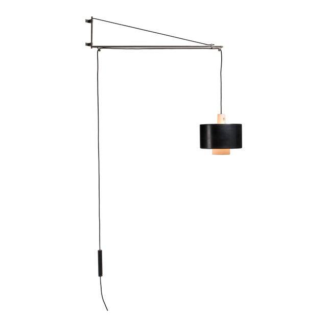 Gaetano Sciolari Wall Lamp for Stilnovo, Italy, 1950s For Sale