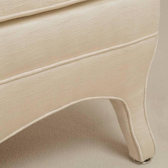 Standard French Style Long Stool by Talisman Bespoke - Image 3 of 7
