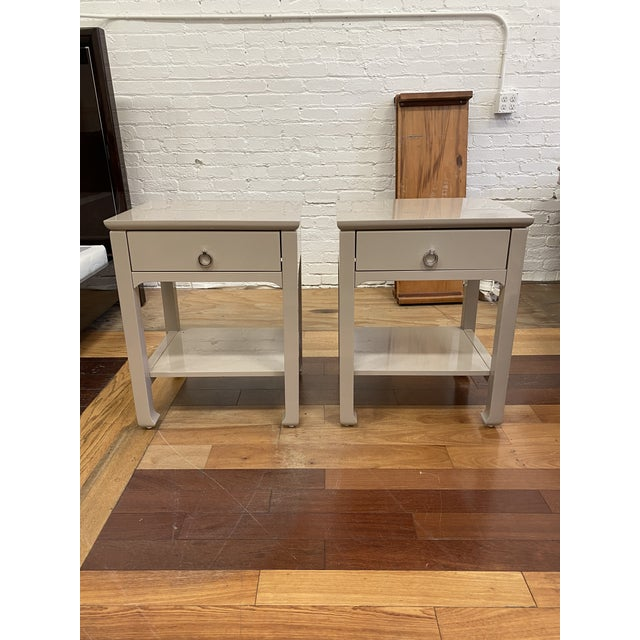 Bungalow 5 Harlow Side Tables - a Pair For Sale - Image 9 of 9