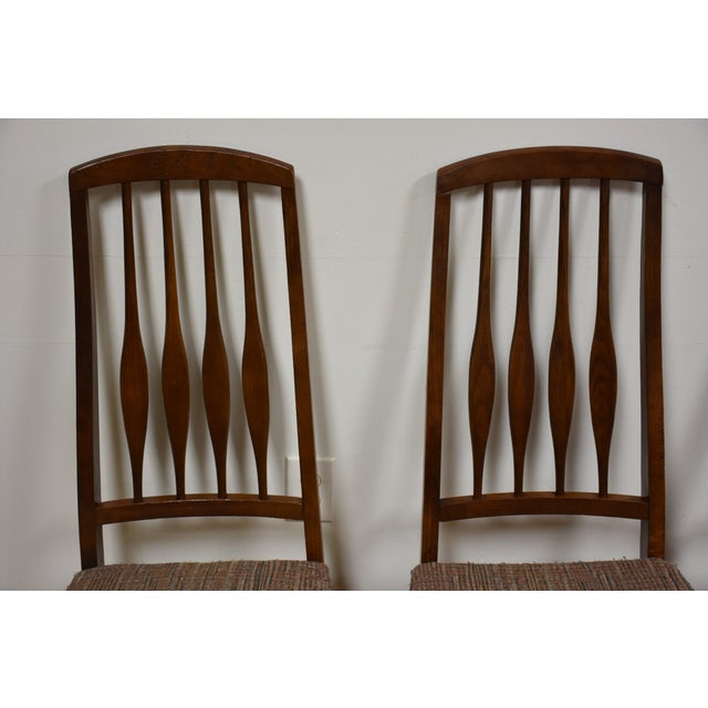Mid-Century Keller Dining Chairs - Set of 4 - Image 3 of 11