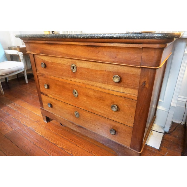 19th Century Louis Philippe Commode For Sale - Image 9 of 10