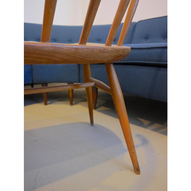 1950's Windsor Loveseat by Lucian Ercolani For Sale - Image 10 of 10