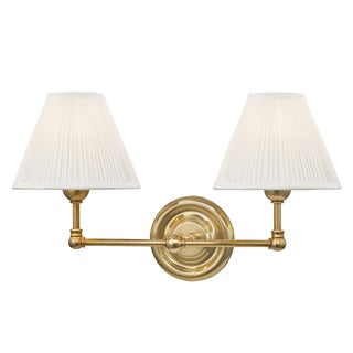 Classic No.1 2 Light Wall Sconce Preview