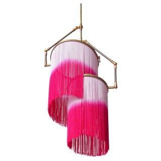 Pink Charme Pendant Lamp, Sander Bottinga For Sale